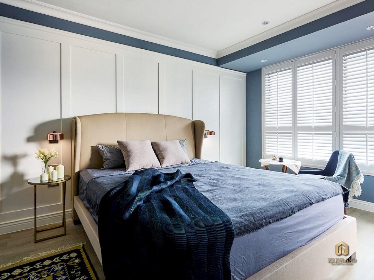 Phòng ngủ tại Charmington Dragonic