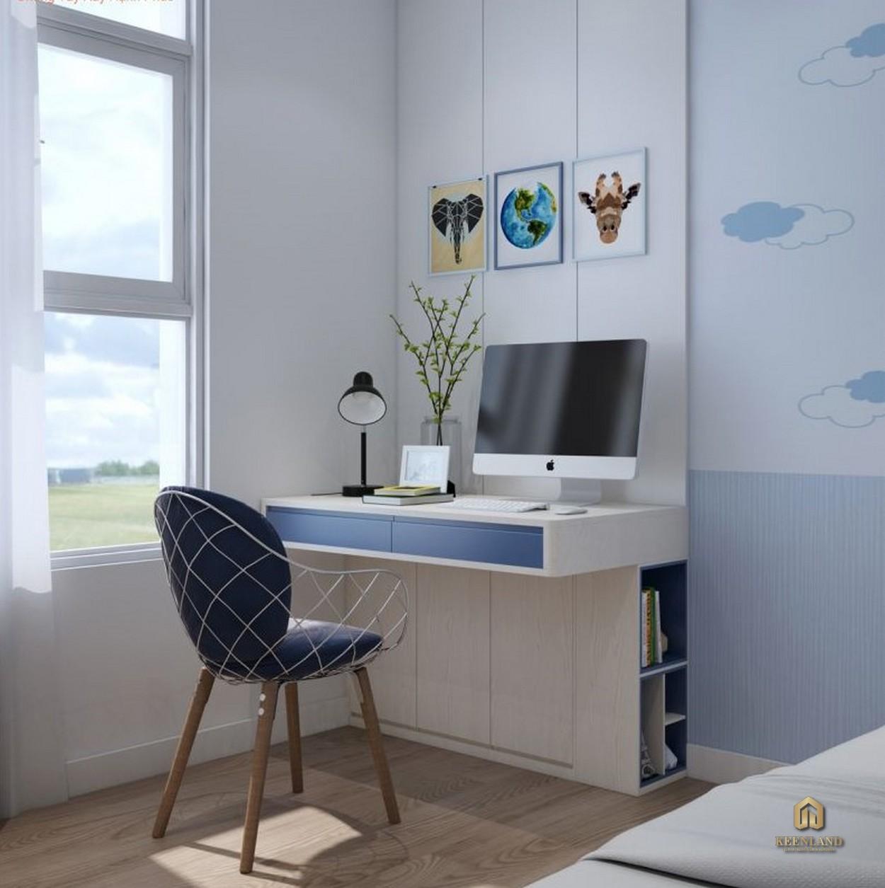 Thiết kế căn hộ mẫu Hoàng Anh Thanh Bình Quận 7