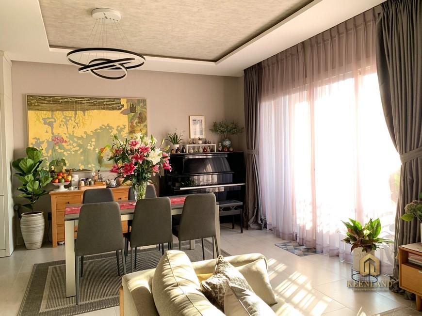 Thiết kế căn hộ mẫu chung cư Khánh Hội 2