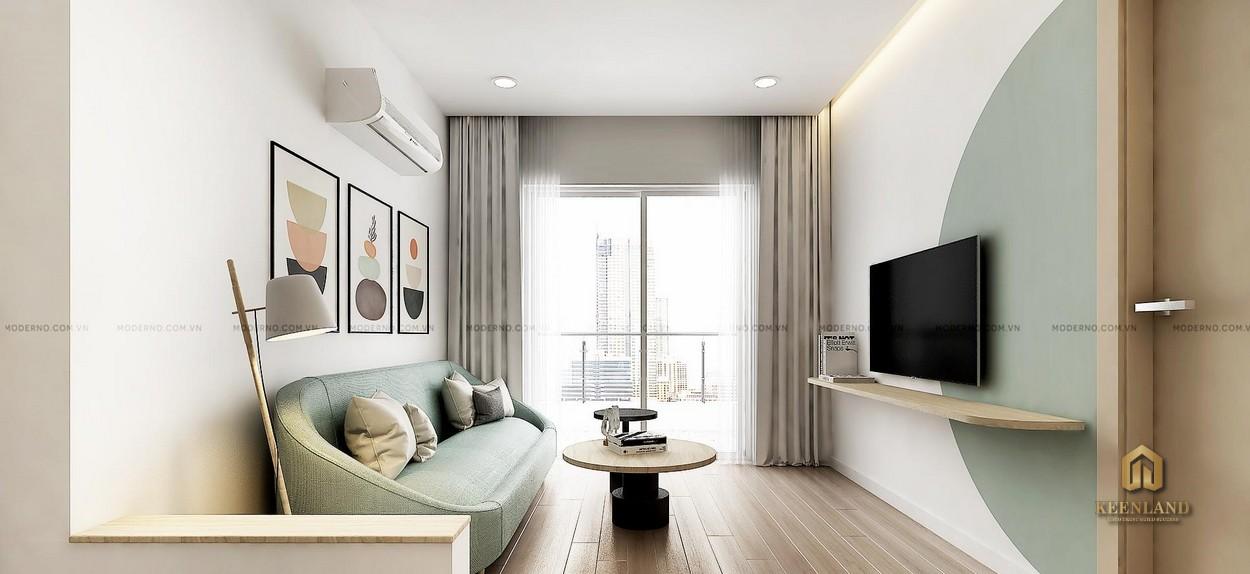 Thiết kế căn hộ mẫu Lữ Gia Plaza