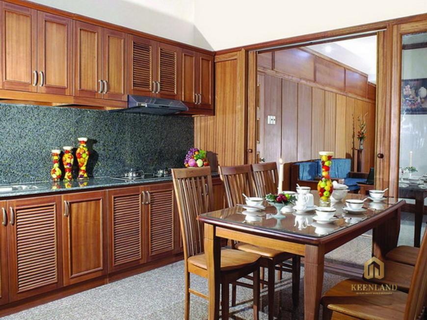 Thiết kế căn hộ mẫu Hoàng Anh Gia Lai 2 Quận 7