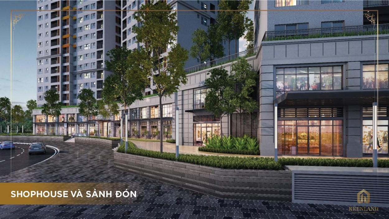 Sảnh đón cao cấp dự án căn hộ chung cư The Palace Residence Quận 2