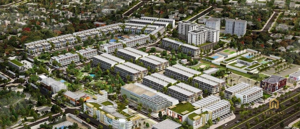 Toàn cảnh dự án Newberry Residence Quận Tân Bình