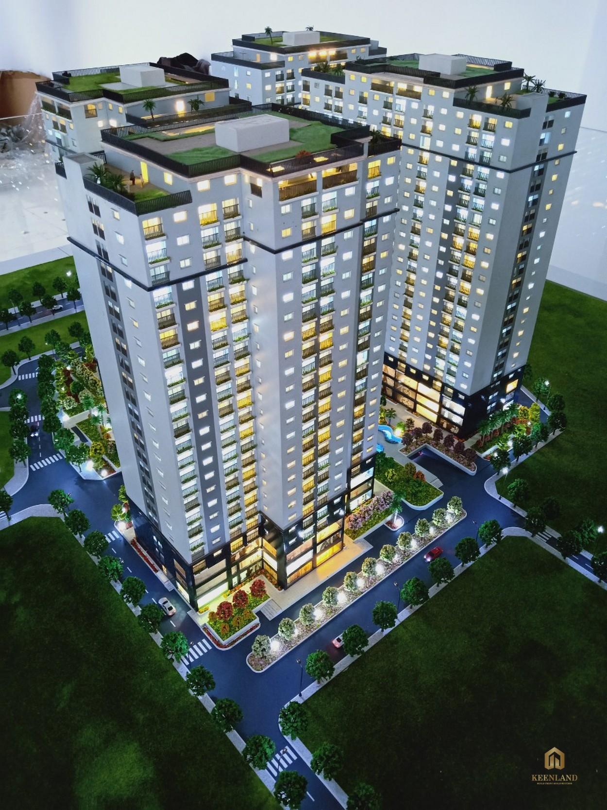 Phối cảnh dự án Phú Thọ Quận 11