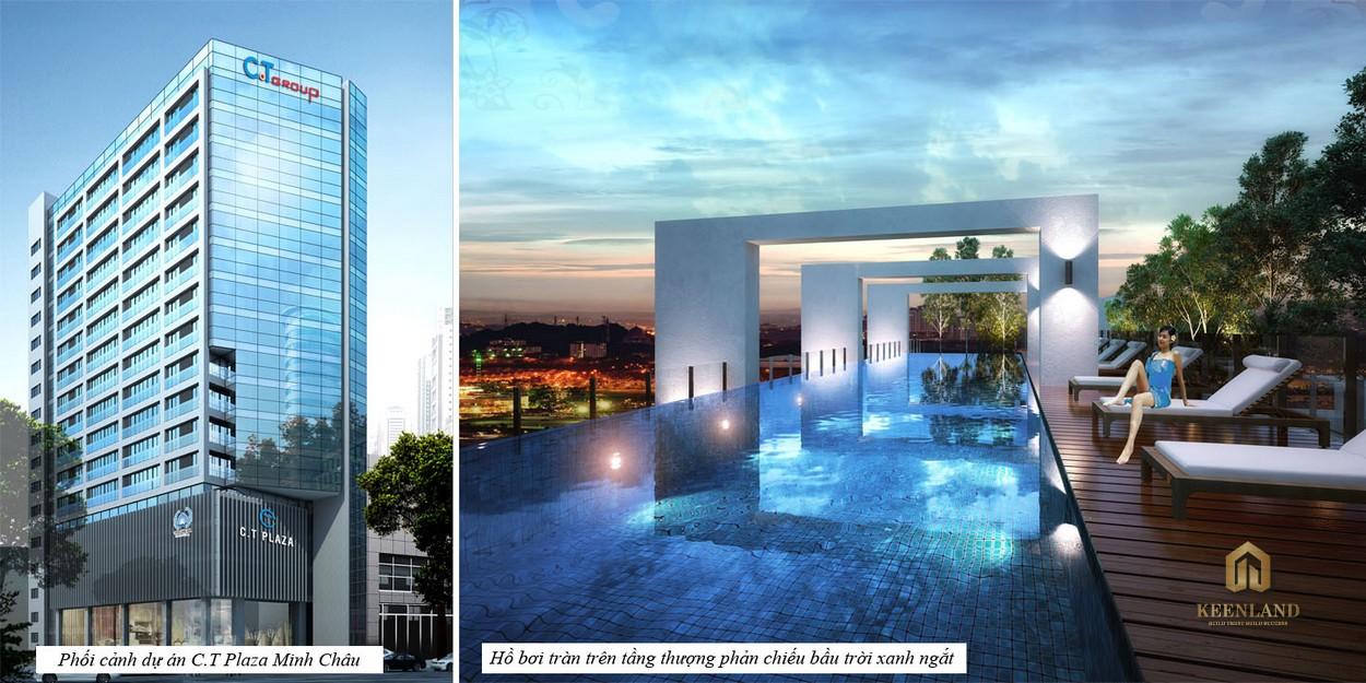 Tổng quan dự án C.T Plaza Minh Châu Quận 3