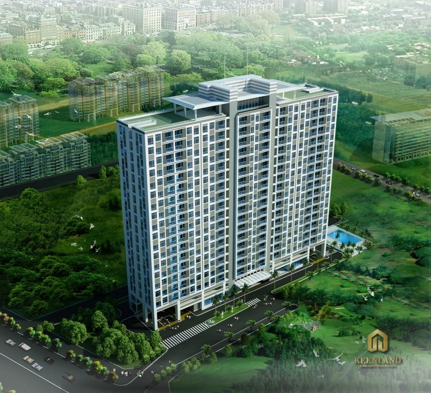 Phối cảnh dự án Lotus Apartment Quận 11