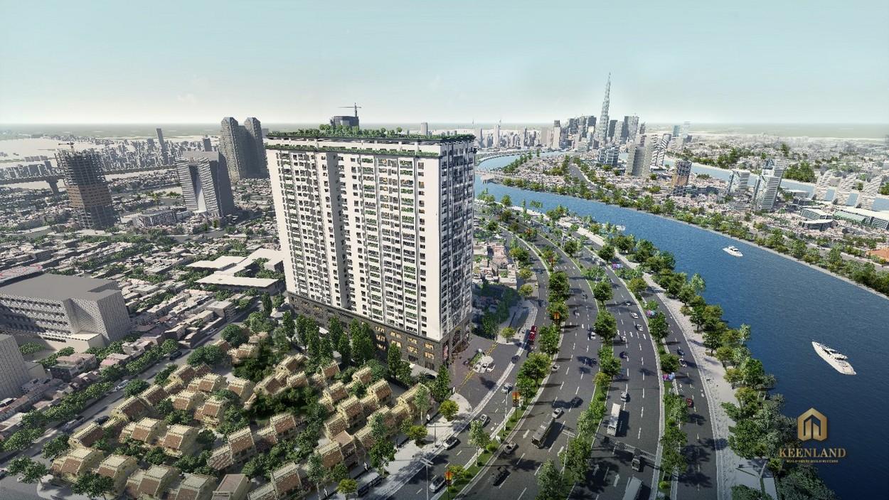 Tổng thể dự án Tam Đức Plaza