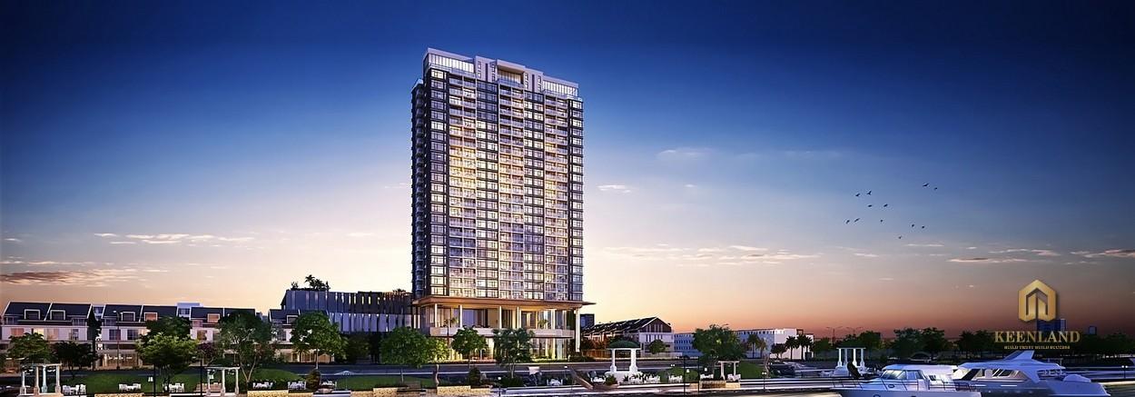 Tổng thể dự án căn hộ Park Legend