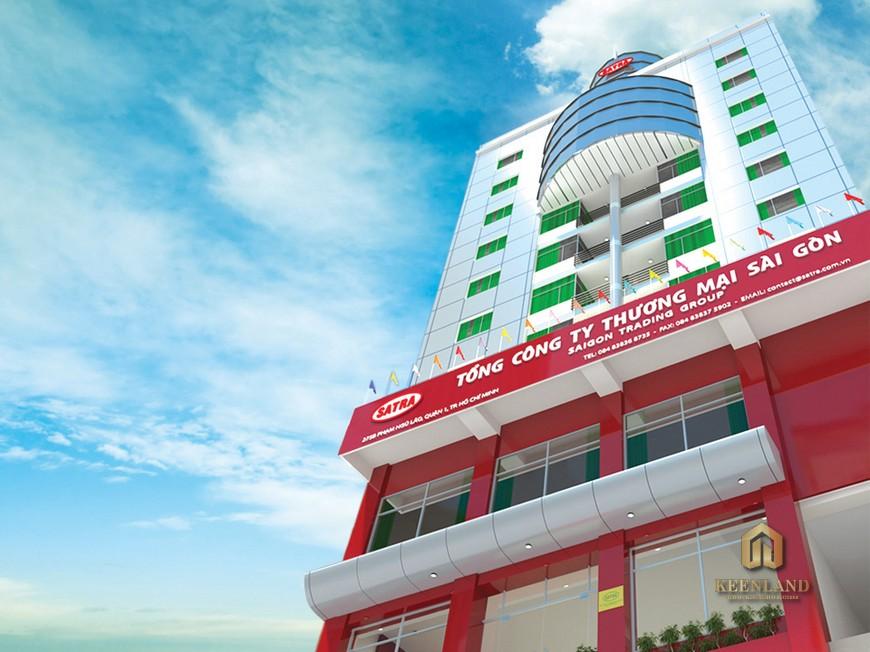 Văn phòng đại diện của chủ đầu tư SATRA tại Việt Nam