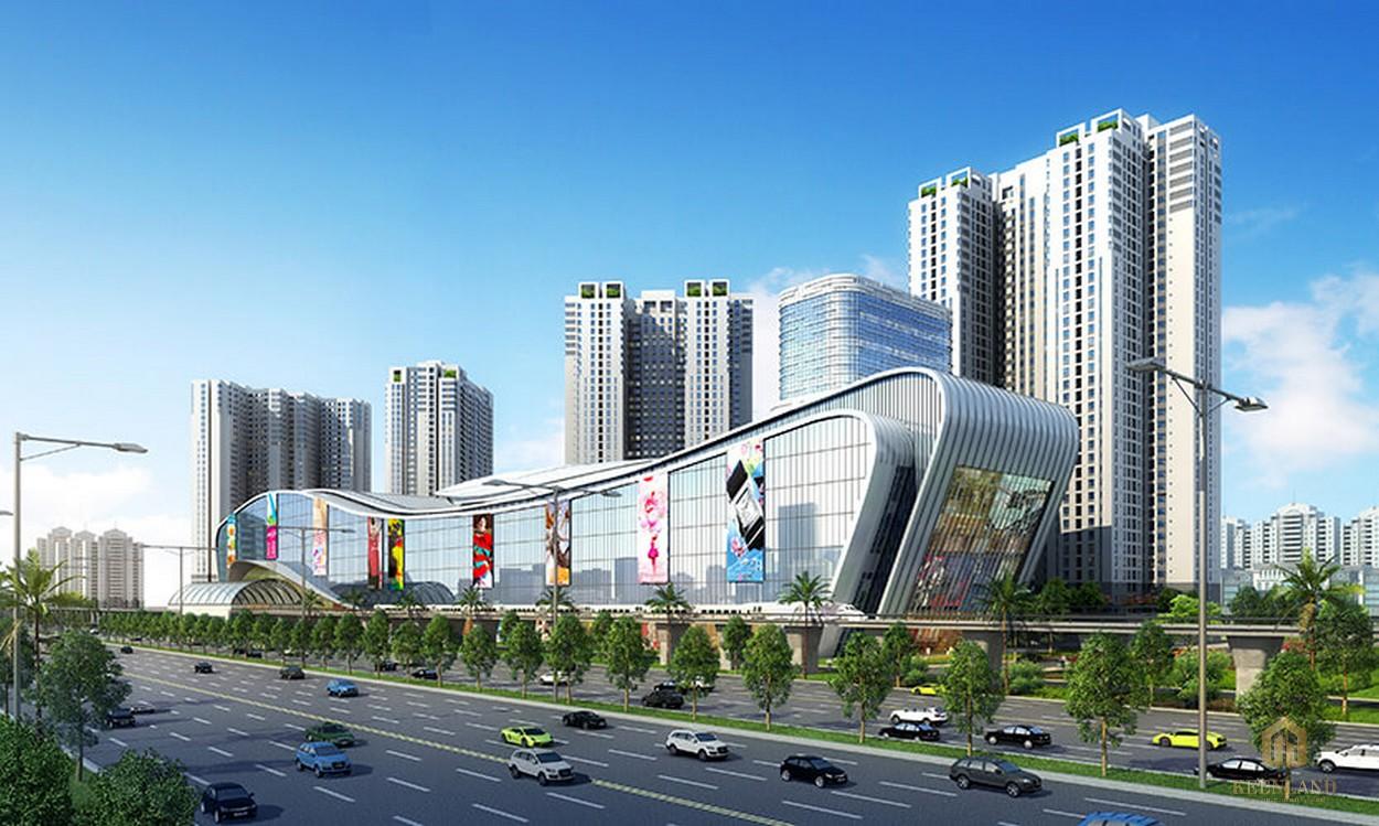 Vincom Mega Mall Thảo Điền quận 2