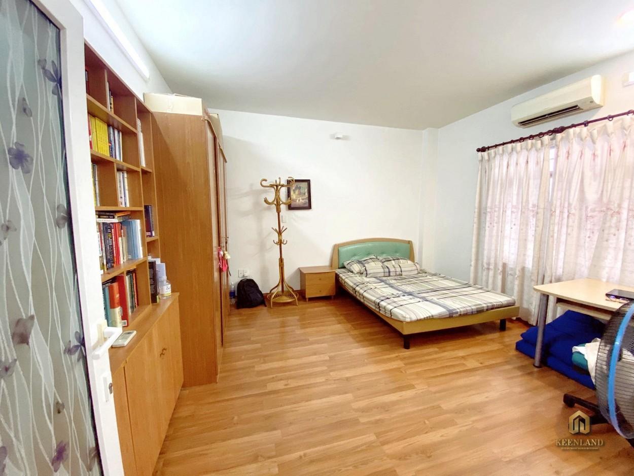 Phòng ngủ căn hộ Vĩnh Hội