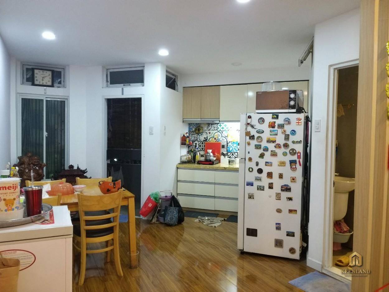 Nhà ăn căn hộ Vĩnh Hội