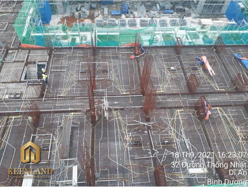 Tiến Độ Xây Dựng Dự Án Bcons Plaza Tháng 9 Năm 2021