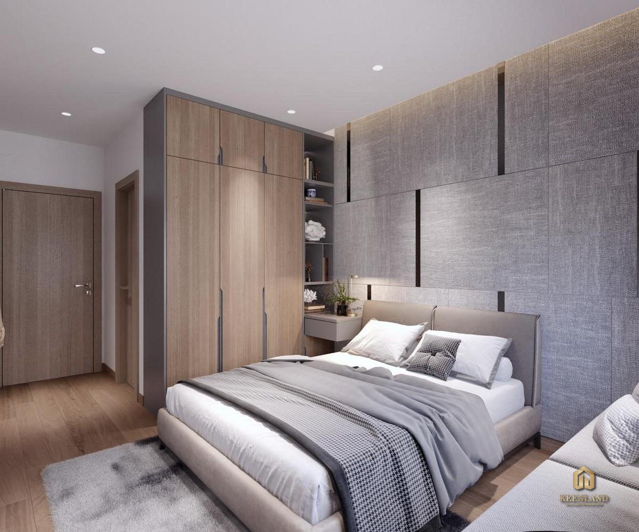 Thiết kế phòng ngủ căn hộ Celadon City Quận Tân Phú