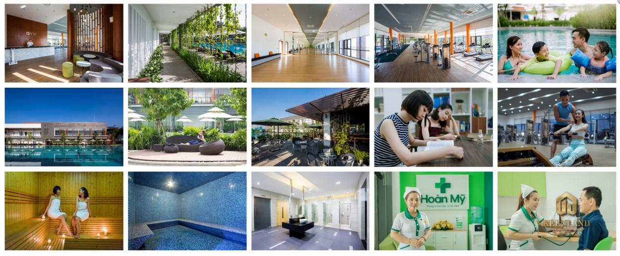 Tiện ích nội khu Celadon City Quận Tân Phú